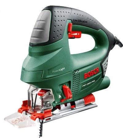 sierra caladora Bosch PST 900 PEL verde