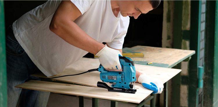 caladora manual potente para carpintero