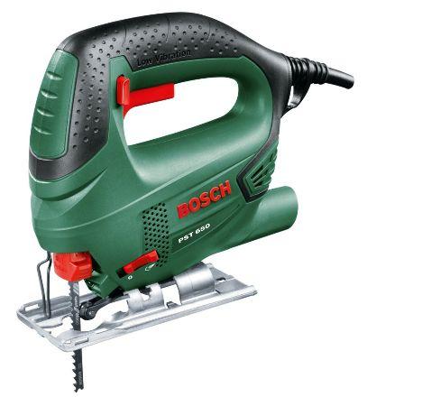 Bosch PST 650 - Sierra de calar madera 500W